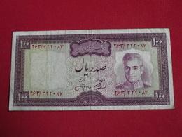 Iran - Middle East 100 Rials 1971 - 1973 Pick 91c - Tb ! (CLVG99) - Iran