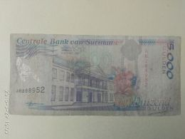 5000 Gulden 1997 - Suriname