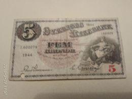 5 Koron 1951 - Svezia