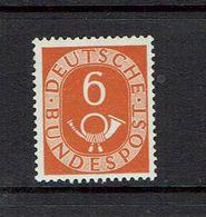GERMANY...1951+...mh - [7] Federal Republic