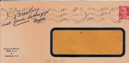 GAP -  Flamme De 1949 - Postmark Collection (Covers)