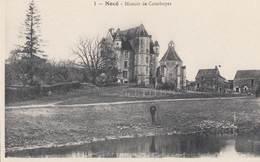 NOCE: Manoir De Courboyer - Andere Gemeenten