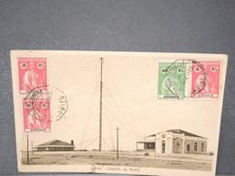 ANGOLA - Carte Postale - Lobito - Estaçao Do Radio - L 15917 - Angola