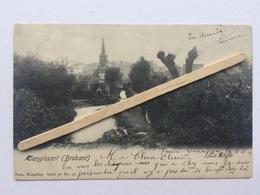 GENAPPE»TANGISSART - LA DYLE «Animée (1903) NELS Série 76 / Nº 72 . - Genappe