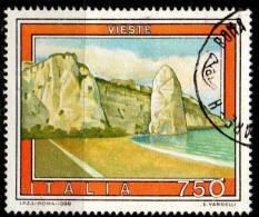 PIA - ITALIA - 1988 - Turismo : Vieste  -  (SAS  1833) - 1946-.. République