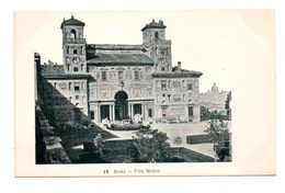 ITALIE . ROMA . VILLA MEDICI - Réf. N°9002 - - Other Monuments & Buildings