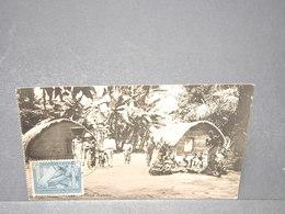 CONGO BELGE - Carte Postale - Village Bateke - L 15922 - Congo Belge - Autres