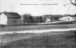 B50408 Méziré -  Route De Fesches Le Chatel - Unclassified