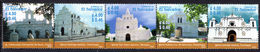 El Salvador 2003 Churches Unmounted Mint. - El Salvador