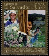 El Salvador 2003 Food And Agriculture Unmounted Mint. - El Salvador