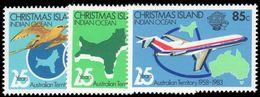 Christmas Island 1983 Australian Territory Unmounted Mint. - Christmas Island