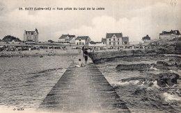 B50712 Batz - Vue Prise Du Bout De La Jetée - France