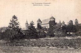 B50861 Manonville - Le Chateau - Francia