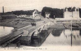 B50866 Le Pouliguen  - Vue Du Pont - France