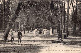 B50886 Le Pouliguen  -  Une Allée Dans Le Bois - Non Classés