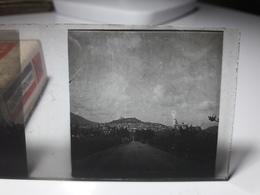 158 - Plaque De Verre - Italie - Assise - Glasplaten