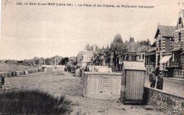 B50920 La Baule,  La Plage Et Les Chalets - France