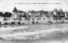 B50921 La Baule,  La Plage Et Quai - France