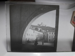 161 - Plaque De Verre - Italie - Rome - Vatican - Glasplaten