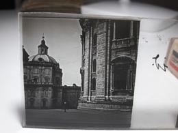 166 - Plaque De Verre - Italie - Rome - Vatican - Glasplaten