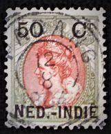SURCHARGES 1899 - OBLITERE - YT 3 - MI 36 - BELLE OBLITERATION - Niederländisch-Indien
