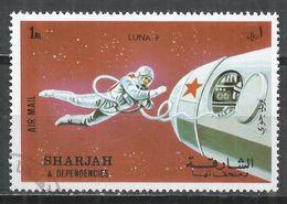 Sharjah & Dependencies. #L (U) Space Exploration, Luna 9 * - Ete 1972: Munich