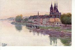 Blois, Quartier St Nicolas (illustration De Fred Money -  Raoul Billon) - Blois