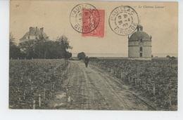 PAUILLAC - Le Château Latour - Pauillac