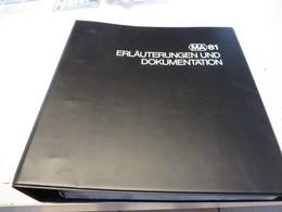 DEUTSCHLAND  Posten  O /  MARKEN  Im  Gebrauchten  RINGBINDER - Verzamelingen (in Albums)