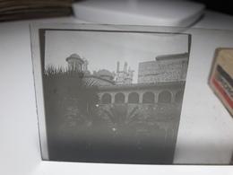 182 - Plaque De Verre - Italie - Rome - Glasplaten