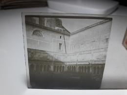 184 - Plaque De Verre - Italie - Rome - Glasplaten