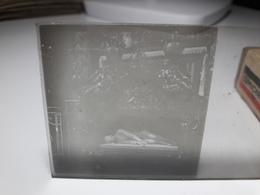 185 - Plaque De Verre - Italie - Rome - Glasplaten