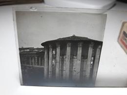 186 - Plaque De Verre - Italie - Rome - Glasplaten