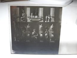 187 - Plaque De Verre - Italie - Rome - Glasplaten