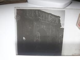189 - Plaque De Verre - Italie - Rome - Glasplaten