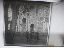 190 - Plaque De Verre - Italie - Rome - Glasplaten