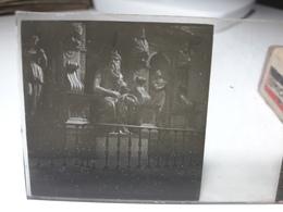 193 - Plaque De Verre - Italie - Rome - Glasplaten