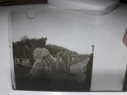 194 - Plaque De Verre - Italie - Rome - Glasplaten