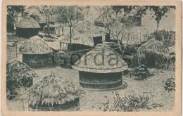Zimbabwe - Rhodesie - Un Kraal - Zimbabwe