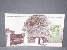 MOZAMBIQUE - Carte Postale - Laurenco Marquès - Entrada Da Résidencia Do Governador - L 15950 - Mozambique