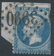 Lot N°41868  N°22/Fragment, Oblit GC 3990 Tournay, Hautes-Pyrénées (63), Ind 5 - 1862 Napoleon III