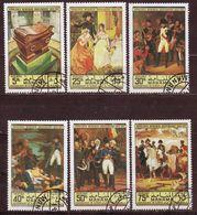 MANAMA -1972 -- Napoleon Bonaparte - Michel N° 761 / 766 - Oblitérés - Napoleon