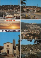 ** Belle Carte Rigide   ** Ed. Aris N°C 856 - Saint-Mandrier-sur-Mer