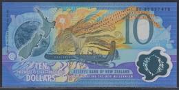 New Zealand 10 Dollars 2000 UNC - New Zealand