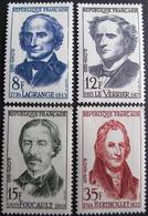 LOT FD/1404 - 1958 - N°1146 à 1149 NEUFS** (SERIE COMPLETE) - France