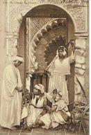 Cpa Envoyée D'Oran- Marchand De Fleurs écrite Voyagée 1914 Superbe - Algérie