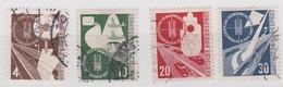 RFA  MI N° 167-170 - Used Stamps