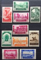Spain, Spagne, España, Marruecos Español, 1933 - 1935, Vistas Y Paisajes (**) - Marruecos Español