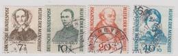 RFA  MI N° 222-225 - Used Stamps