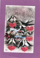 Langage Des Petits Oiseaux REX Editions Lyna - Fantaisies